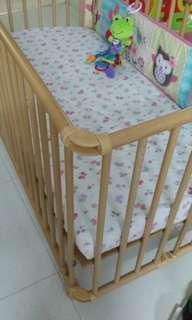 Germany Made Baby Cot/ Baby Crib