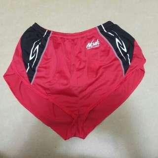 Nishi田徑跑步褲
