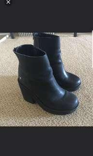 Windsor Smith Leather Boots 6