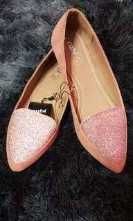 RUBI DUSTY PINK LOAFER