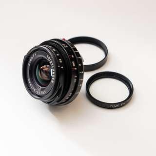 Voigtlander Color-Skopar 21mm f4