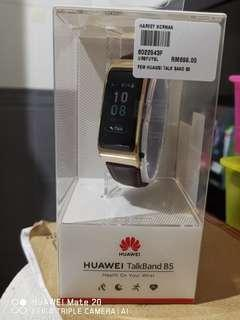 Lowest price for Brand new Huawei talkband B5