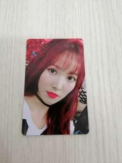 GFRIEND Sunny Summer Official Photocard