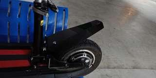 Custom Made Sw3 Acrylic Mudguard