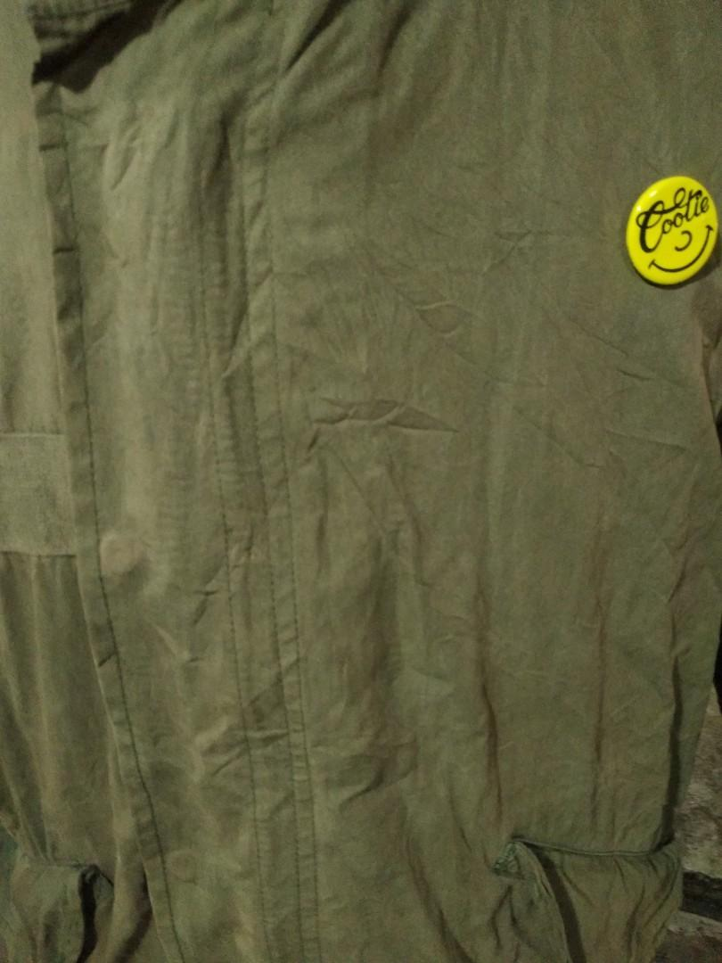 US ARMY M65 EXTREME COLD WEATHER FISHTAIL PARKA