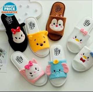 Tsum Tsum Bedroom slipper (PO)