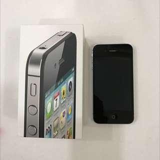 iPhone 4S - 32 Gb, Black
