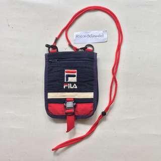FILA mini sling bag