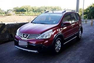 14 Nissan Livina 1.6