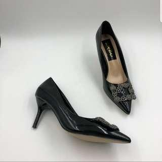 Manolo Blahnik inspired shoes