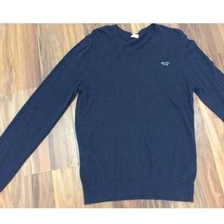 Hollister Long Sleeve Cardigan (wool material)