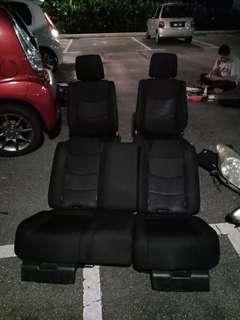 Seat myvi lagi best 1.3se