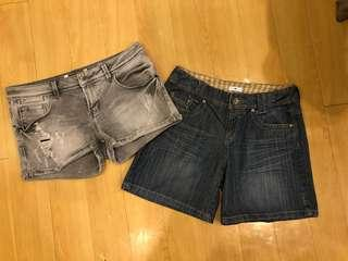 Women's shorts bundle size 6