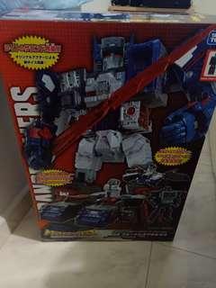 Transformers legend lg31 fortress Maximus