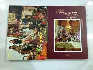 twice the year of yes unsealed album instock