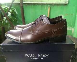 Paul May Pantoefl Brown Madrid