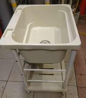 塑膠洗衣槽
