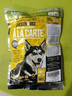 Trial Pack La Carte Chicken & Rice