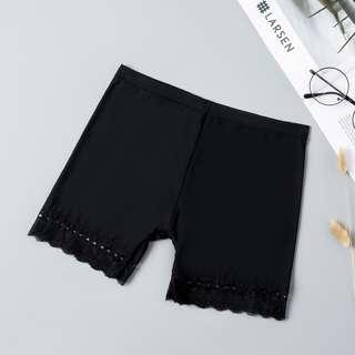#XMAS25 Woman Short Leggings Safety Pants
