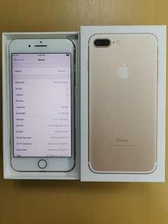 Only $515 IPhone 7 Plus 128gb Gold Preown