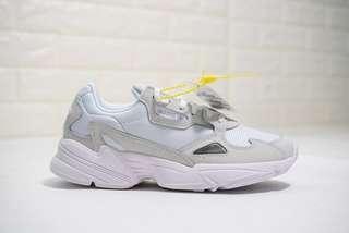 Adidas Originals Falcon W 'Light Grey / White'