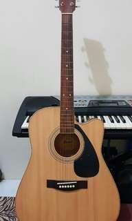 Gitar Akustik biasa Ibanez