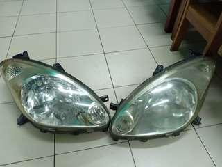 Head Lamp myvi 1st model ori