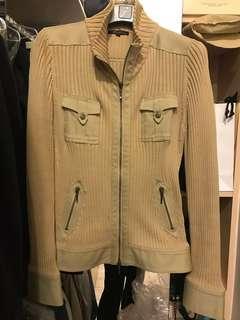 🚚 駝色小外套(版型較窄,38穿可)