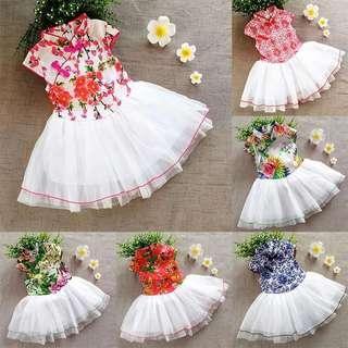 Baby Girl cny 2019 Dress