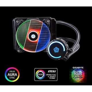ID-COOLING AURAFLOW X 120 RGB LIQUID COOLER