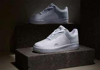 Nike x A Cold Wall Air Force 1