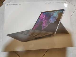🚚 New Microsoft surface pro 6 with type cover