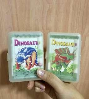 Dinosaur Poker Cards (2 Packs)