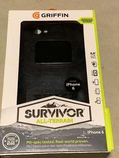 Griffin survivor all terrain iPhone 6 case