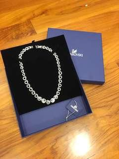 Swarovski Necklace authentic item code 5255526