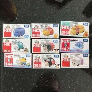 Authentic Tsum Tsum Toys