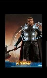 Hot Toys Infinity war Thor