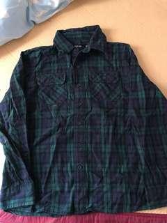 🚚 男童棉襯衫10歲