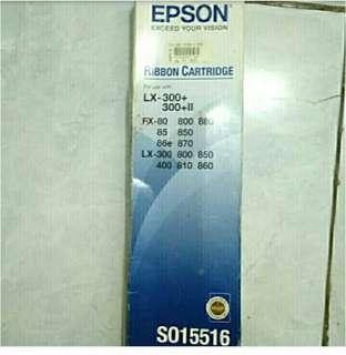 RIBBON CARTRIDGE EPSON