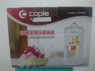 Ice-cream Maker (small size - home use)