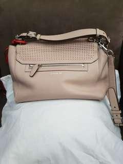 Coach Leather Bag (used)