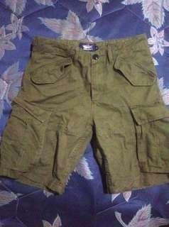 JKS 六口袋 工作短褲