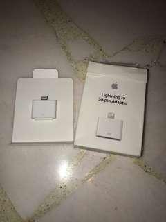 Apple Lightning 30-pin Adapter