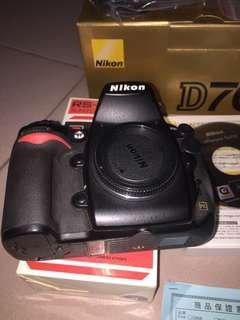 Nikon d700 komplit