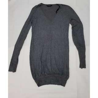 Dorothy perkins Grey Knitted Top