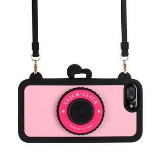 iPhone 7 Case with Bluetooth shutter