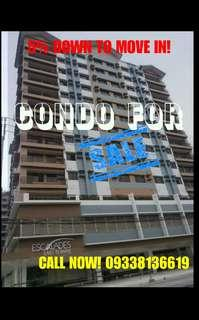RENT TO OWN CUBAO AURORA ESCALADES EAST TOWER