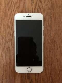 iPhone 7s 128g silver full box set