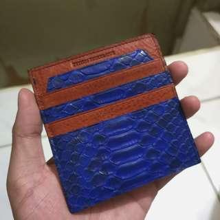 PYTHON RETICULATUS - Card Wallet