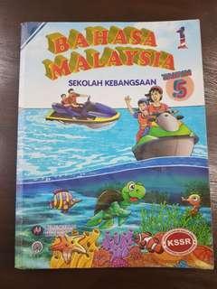 Bahasa malaysia tahun 5